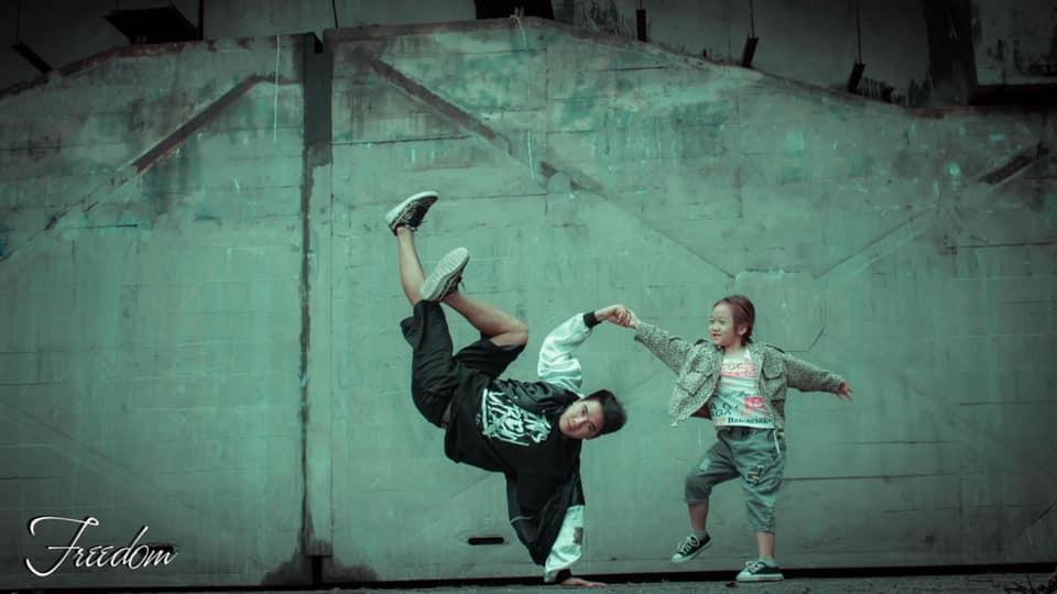 BBoy Freedom - Gian nan cùng cộng đồng xây dựng thế hệ Hip Hop trẻ tại Sóc Sơn