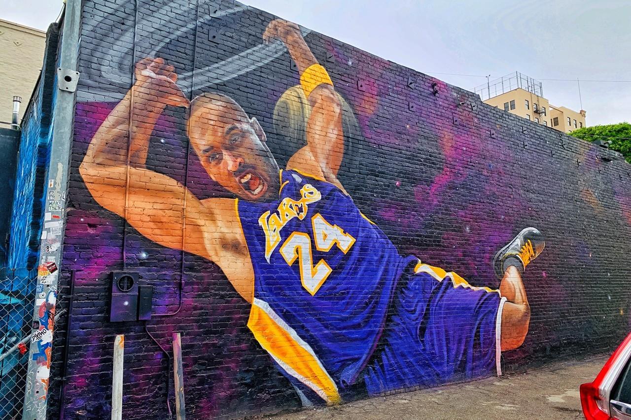 Cập nhật đến tháng 7/2020: Hãy đoán xem đã có bao nhiêu bức tranh tường về ngôi sao bóng rổ Kobe Bryant được vẽ xong trên toàn thế giới?