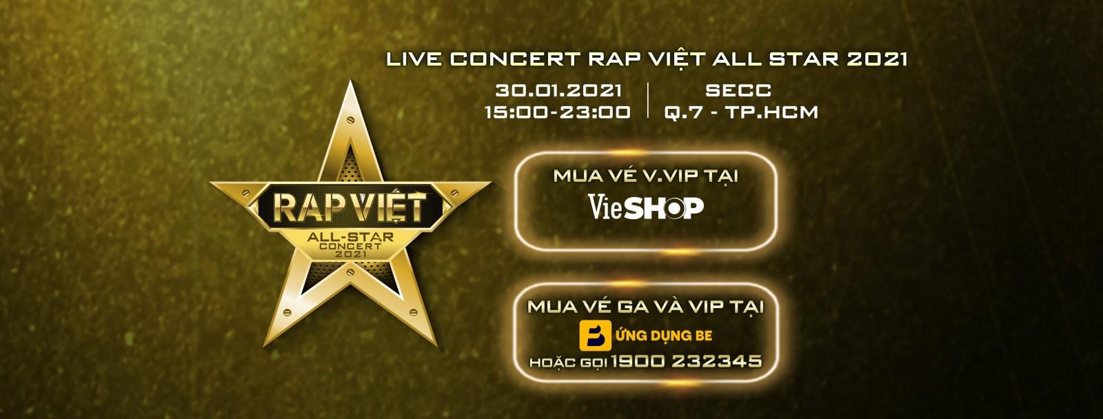 Dương đông kích tây, khi mọi người tập trung vào Live Concert Rap Việt All-Star, Ban tổ chức âm thầm chuẩn bị Rap Việt mùa 2