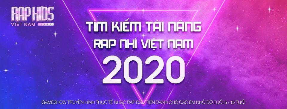 """Tin nóng: Kênh VTC9 bắt đầu cho đăng ký dự thi """"Rap Kids Việt Nam 2020"""""""