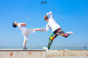 BBoy Bun-X nói về lợi ích của trẻ nhỏ khi tham gia tập nhảy