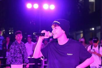 Bị nghi ngờ về khả năng, nhưng Rapper Sóc Nâu - Vô địch Beck'Stage Freestyle vẫn vượt qua vòng loại đầu tiên của King Of Rap