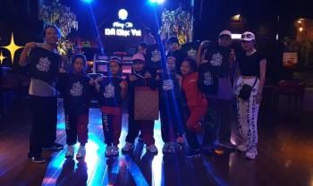 Gần 50 BBoy, BGirl nhí tham dự Summer Kids Jam Vũng Tàu, sự bất ngờ từ Hip Hop phía Nam