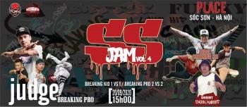 Giải đấu ven đô SS Jam Vol 4 - Sự hấp dẫn báo hiệu một quý IV thành công của Breaking Hà Nội.