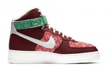 Giày đẹp đi diễn Giáng sinh đã bắt đầu ra mắt, mẫu này của Nike cực kỳ hợp với mùa đông phía Bắc