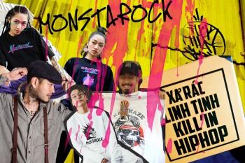 Giới thiệu thương hiệu thời trang đường phố Monstarock - Người sáng lập Dancer Mai Tinh Vi
