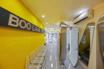 Hãng thời trang Boo khai trương cửa hàng Boo Laab đầu tiên tại Sài Gòn, khá bất ngờ với ý tưởng thiết kế của địa điểm này