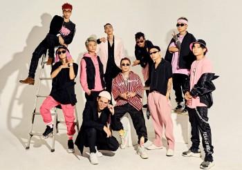 Hé lộ một số cảnh hậu trường khi chuẩn bị trang phục của các thí sinh Team Binz trong chương trình Rap Việt số tới