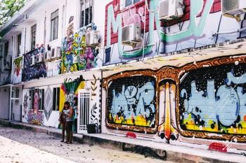 Hồi tưởng bằng góc nhìn thương mại về khu tổ hợp đậm chất đường phố - Nhà ga 3A đường Tôn Đức Thắng - Sài Gòn