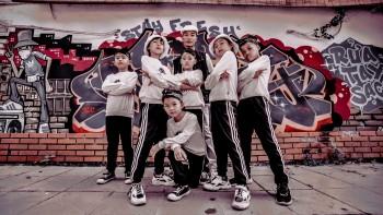 """16h ngày 22/11 lần đầu tiên trên truyền thông: Call Out của BBoy/BGirl nhí Hà Nội """"Toxic Crew vs New Style Kids"""""""