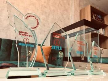 Một số hình ảnh địa hình thi đấu và cơ cấu giải thưởng của SAIGON CONNECTS - Giải đấu Parkour đầu tháng 5 tại Sài Gòn