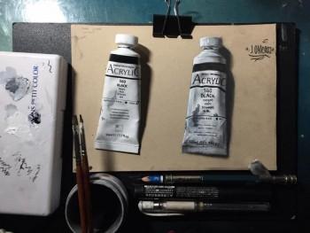 Nghệ sỹ Graffiti Jocker02 vẽ những sản phẩm tạp hóa thường ngày của gia đình khiến cộng đồng khó phân biệt thật giả