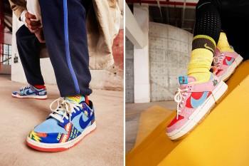 """Những đôi giày diện Tết của Nike, Jordan và Converse khiến người khác sẽ lập tức nhận ra bạn là """"Công dân đường phố"""""""