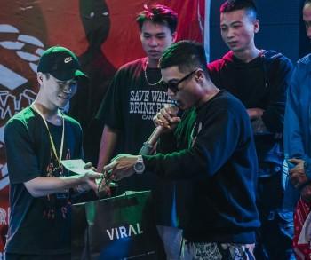 OG NIGHTMARE VOL 4 kết thúc với chức vô địch của Rapper SGB, tháng sau có VOL 5 với chủ đề Năm mới