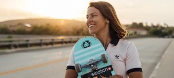 Pro Skater nữ đầu tiên của adidas Skateboarding vừa ra mắt video trượt mới, khẳng định vị thế trong thể loại địa hình cong