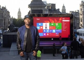 Quảng cáo Surface Pro sử dụng nguyên liệu Hip Hop - Đây có lẽ là một trong những màn dàn dựng phức tạp nhất trong các chiến dịch ra mắt máy tính