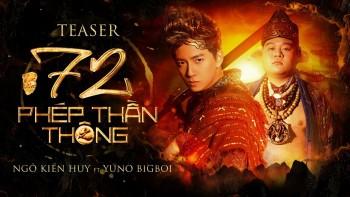 """Rapper Yuno BigBoi được tặng tai nghe Yamaha YH E700A, """"72 Phép Thần Thông"""" chạm 2,5 triệu lượt xem, cuối tuần song hỷ lâm môn"""