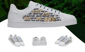 Sản phẩm mới nhất trên trang bán hàng của chương trình Rap Việt là đôi giày liên quan đến một Rapper có tiếng của miền Tây