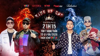 Tin nhạc Rap cập nhật sau tập 1: King Of Rap giống cuộc thi, còn Rap Việt rõ vai trò một sân chơi thương mại