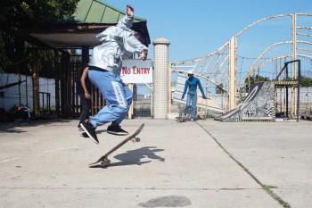 Skatepark đầu tiên tại Ghana đang được xây với mục tiêu tham dự Olympic. Liệu sắp tới sẽ có ở Việt Nam?