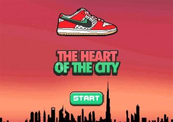 Tạo ra Game Trượt ván để quảng cáo giày mới, dự án độc đáo của Nike và Frame