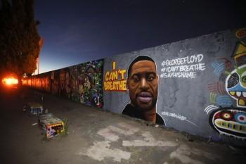 Thay lời muốn nói, cộng đồng Graffiti đã và đang vẽ gì về nạn phân biệt chủng tộc trong những ngày qua