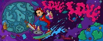 """Tiên phong cho âm nhạc Hip Hop Việt dành cho trẻ nhỏ, album """"Peace & Love"""" là một ví dụ điển hình cho sự phát triển của thị trường âm nhạc Việt Nam"""