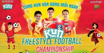 """Top 8 """"FREESTYLE FOOTBALL CHAMPIONSHIP đã có - Tài năng nhí Cubi 100 được Đỗ Kim Phúc thông báo dừng bước"""