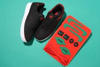 """Tự """"Custom"""" giày Nike tức thì với hơn 10 mảnh ghép di động, mẫu mới này rất tiện cho nhóm nhảy, di diễn khỏi cần mang nhiều giày"""
