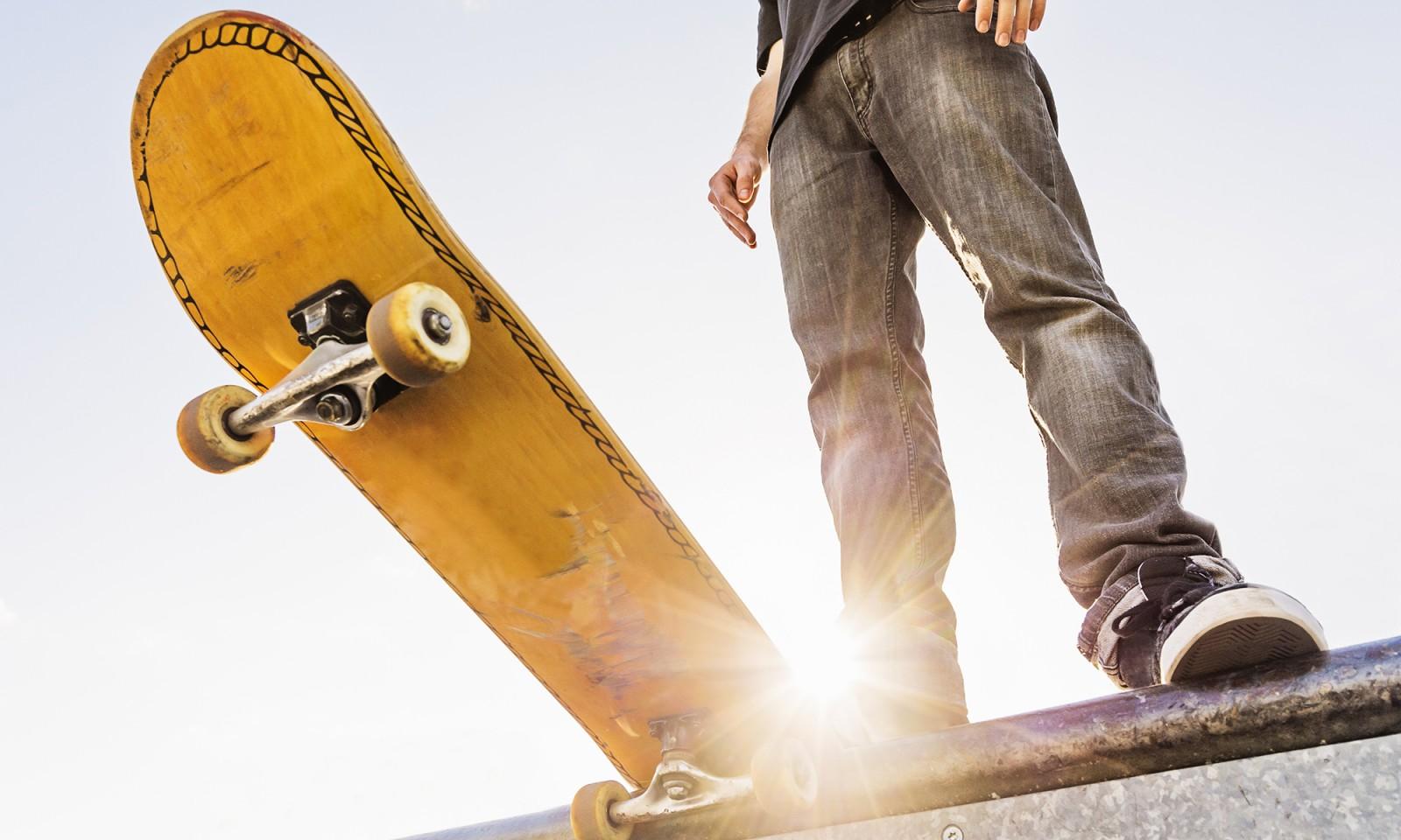 Trượt ván ở đâu không bị cấm, câu hỏi khó nhưng dễ trả lời