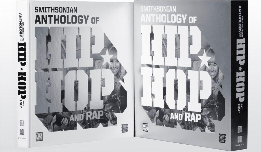 Tuyển tập của Smithsonian mới ra, không chỉ là một quyển sách về lịch sử Hip Hop & Rap mà là một kho tàng